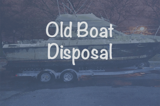 Boat disposal services in new hampshire and Mass