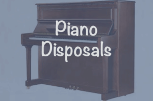 Piano removal and disposal services explained