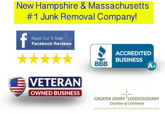 best junk removal company in new hampshire and ma
