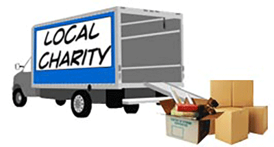 Furniture removal disposal for nh ma starting at 35 for Furniture donation pickup seattle