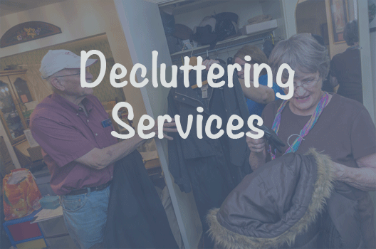 Decluttering Services