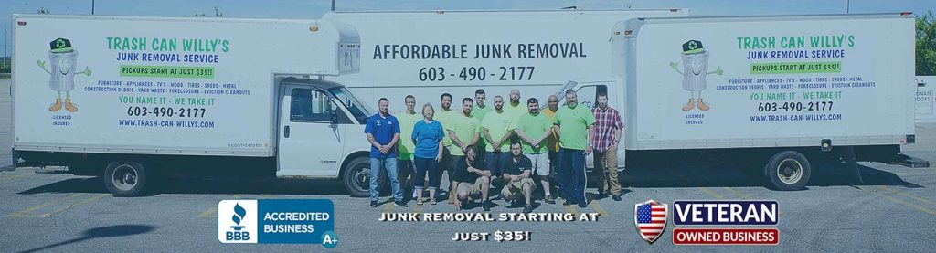 Junk Removal Garbage Dump Pickup Service