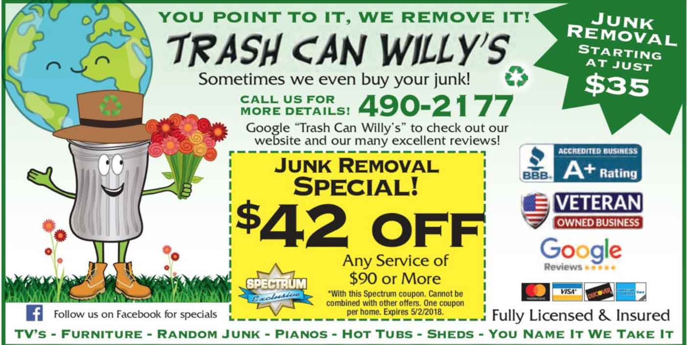 junk removal coupon new hampshire massachusetts