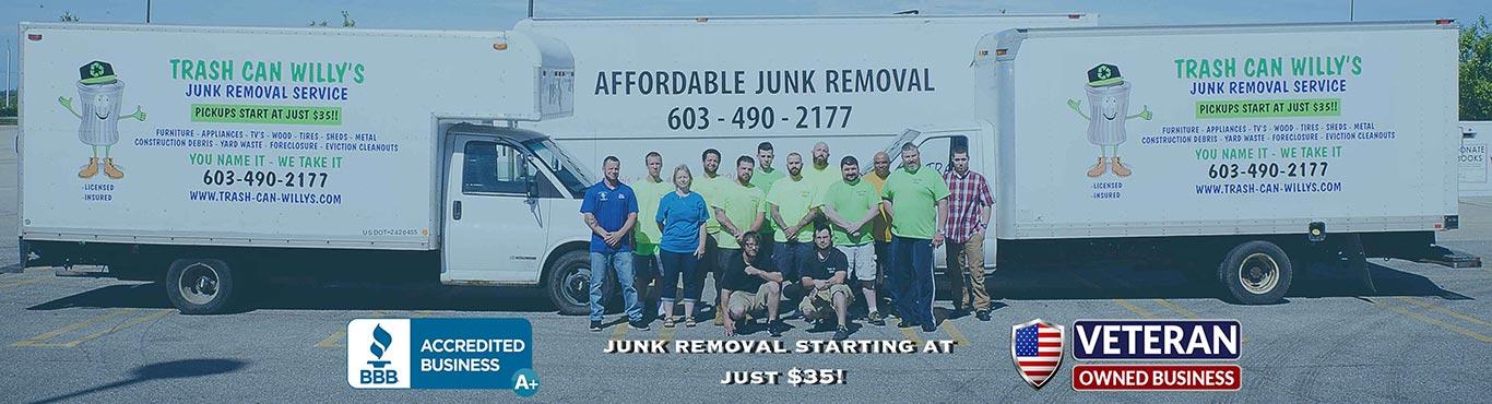 junk removal service in boston ma